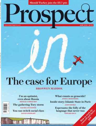 Prospect Magazine Preview 1