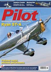 Pilot issue Jun-16