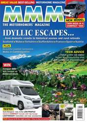 MMM issue Idyllic Escapes - July 2016