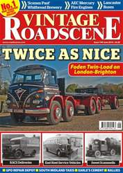 Vintage Roadscene issue No. 199 Twice As Nice