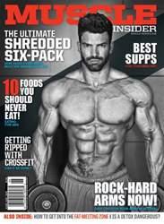 Muscle Insider Magazine issue Jun/Jul 2016