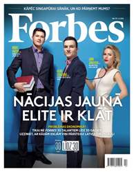 Forbes Latvia issue Forbes #70