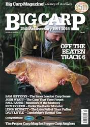 Big Carp Magazine issue Jul-16