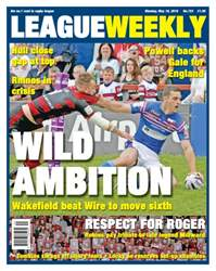League Weekly issue 723