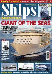 Ships Monthly January 2012 issue Ships Monthly January 2012