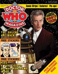 Doctor Who Magazine issue 500