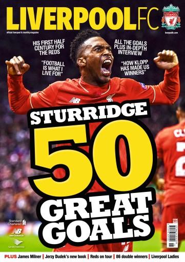 Liverpool FC Magazine issue Jun-16