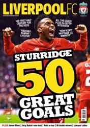 Liverpool FC Magazine issue Jun-16