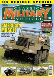 Classic Military Vehicle issue June 2016