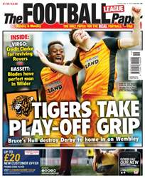 The Football League Paper issue 15th May 2016