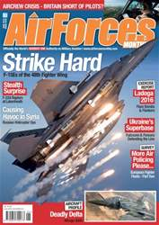 AirForces Monthly issue June 2016