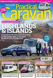 Practical Caravan issue July 2016