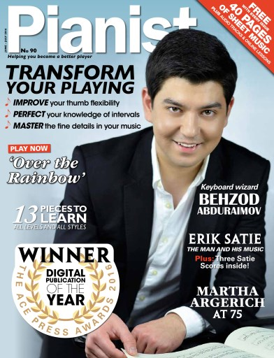 Pianist issue Pianist 90 June-July 2016