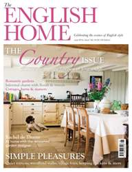 The English Home issue June 2016