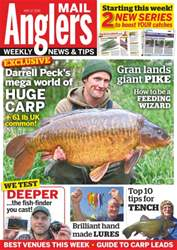 Anglers Mail issue 17th May 2016