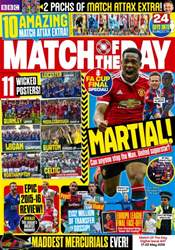 Match of the Day issue Issue 407