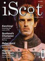iScot Magazine Magazine Cover