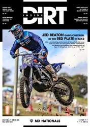 Inside Dirt issue Issue 11: MXN Round 4/5