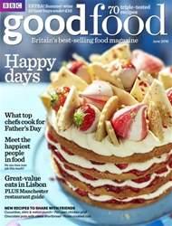 BBC Good Food issue June 2016