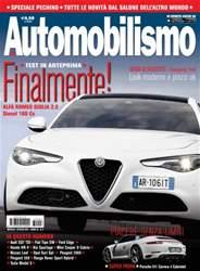 Automobilismo issue Automobilismo 6 2016