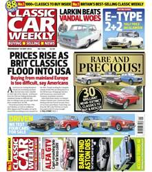 Classic Car Weekly issue 18th May 2016