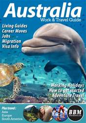 BBM Live issue Australia Work & Travel Guide - May 2016