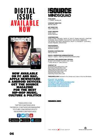 The Source Magazine Preview 8