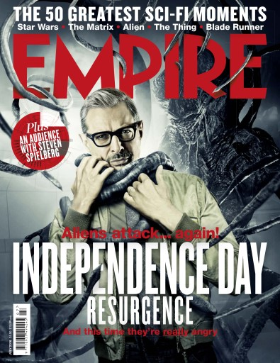 Empire issue July 2016