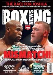 Boxing News International issue 17/05/2016