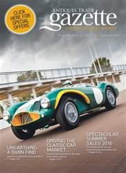 Antiques Trade Gazette issue Classic Cars