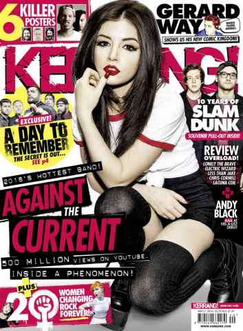 Kerrang issue 21st May 2016