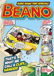 The Beano issue 28th May 2016