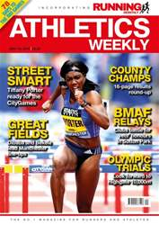 Athletics Weekly issue 19/05/2016