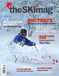 SkiMag issue theSKImag #22