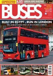 Buses Magazine issue June 2016