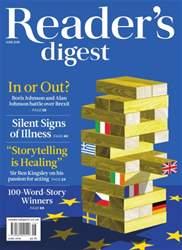 Reader's Digest issue June 2016