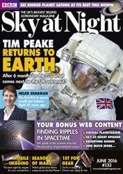 BBC Sky at Night Magazine issue June 2016