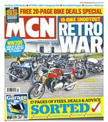 MCN issue 18th May 2016