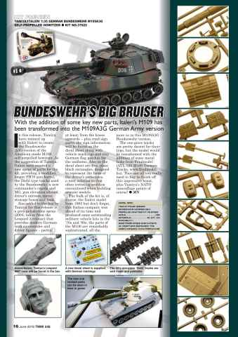 Tamiya Model Magazine Preview 16