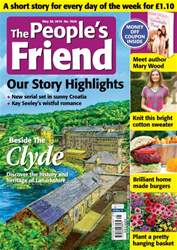 The People's Friend issue 28/05/2016