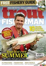 Trout Fisherman issue Issue 484