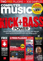 Computer Music issue July 2016