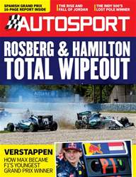 Autosport issue 19th May 2016