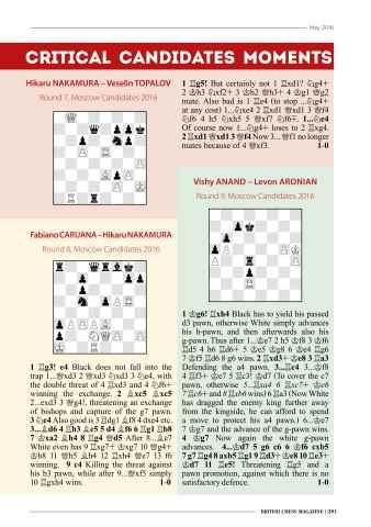 British Chess Magazine Preview 25