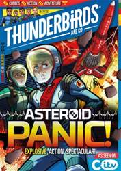 Thunderbirds Are Go issue Issue 9