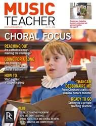 Music Teacher issue June 2016