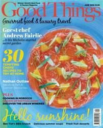 Good Things Magazine issue Good Things 21 - June 2016