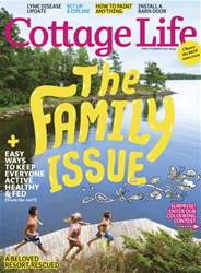 Cottage Life issue Early Summer 2016