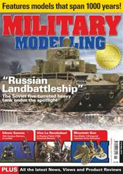 Military Modelling Magazine issue Vol. 46 No 6
