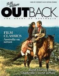 OUTBACK Magazine issue OUTBACK 107